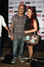 Aalim with wife Shanoo at paritosh painter play on 19th Nov 2015