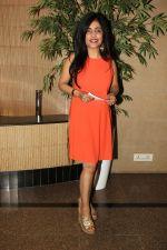 Shibani Kashyap at paritosh painter play on 19th Nov 2015