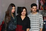 Athiya Shetty, Sooraj Pancholi, Farah KHan at pet adoption in Juhu on 21st Nov 2015