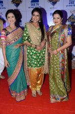 Bhavana Balsaver at Zee Rishtey Awards in Mumbai on 21st Nov 2015 (142)_56515db7aed07.JPG