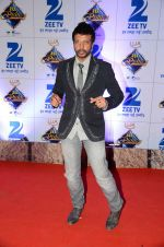 Javed Jaffrey at Zee Rishtey Awards in Mumbai on 21st Nov 2015 (448)_56515e01e5bea.JPG