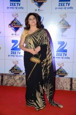 Kunika at Zee Rishtey Awards in Mumbai on 21st Nov 2015 (422)_56515e1a26bfb.JPG