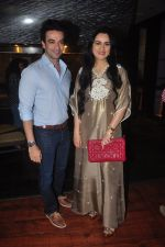 Punit Malhotra, Padmini Kolhapure snapped at Padmini_s Padmasita collection launch on 20th Nov 2015 (14)_56514af94afcf.JPG