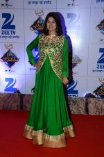 Resham Tipnis at Zee Rishtey Awards in Mumbai on 21st Nov 2015 (121)_56515e9fa9b83.JPG