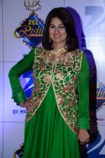 Resham Tipnis at Zee Rishtey Awards in Mumbai on 21st Nov 2015 (122)_56515ea092a5d.JPG