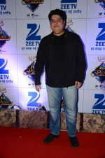 Sajid Khan at Zee Rishtey Awards in Mumbai on 21st Nov 2015 (575)_56515eb51a15d.JPG