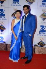 Shabbir Ahluwalia at Zee Rishtey Awards in Mumbai on 21st Nov 2015 (369)_56515ee57ba56.JPG