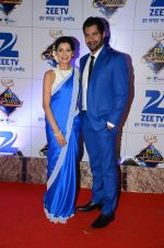 Shabbir Ahluwalia at Zee Rishtey Awards in Mumbai on 21st Nov 2015 (370)_56515ee6580c0.JPG