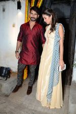 Shahid Kapoor, Mira Rajput at Masaba_s mehendi on 21st Nov 2015 (32)_5651486fb71a7.JPG