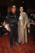 Shakti Kapoor, Padmini Kolhapure snapped at Padmini_s Padmasita collection launch on 20th Nov 2015 (19)_56514aec83f9a.JPG