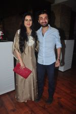 Siddhanth Kapoor snapped at Padmini_s Padmasita collection launch on 20th Nov 2015 (50)_56514aca3a632.JPG