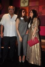 Sridevi, Boney Kapoor, Padmini Kolhapure snapped at Padmini_s Padmasita collection launch on 20th Nov 2015 (30)_56514a7d82f30.JPG