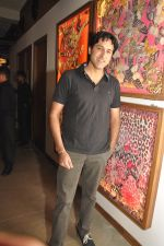 Sumeet Sachdev at AKA Resataurant, soon to open at Worli_56515d50eebde.JPG