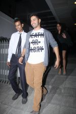 Varun Dhawan with gf on a dinner date on 21st Nov 2015