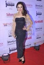 Amruta Khanvilkar at the Red Carpet of _Ajeenkya DY Patil University Filmfare Awards (Marathi) 2014__5652e02bc1105.JPG