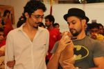 Kunal Khemu at pet adoption in Juhu on 21st Nov 2015 (4)_5652cc9143834.JPG