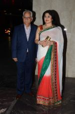 Ramesh Sippy, Kiran Juneja at Masaba_s wedding reception on 22nd Nov 2015 (118)_5652e1f037b57.JPG