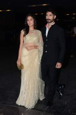 Shahid Kapoor, Mira Rajput at Masaba_s wedding reception on 22nd Nov 2015 (199)_5652e2ea109bf.JPG