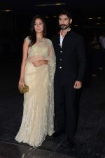 Shahid Kapoor, Mira Rajput at Masaba_s wedding reception on 22nd Nov 2015 (201)_5652e2eb0a5b4.JPG