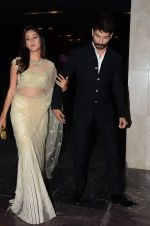 Shahid Kapoor, Mira Rajput at Masaba_s wedding reception on 22nd Nov 2015 (204)_5652e2ed15d91.JPG