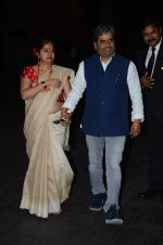 Vishal Bharadwaj, Rekha Bharadwaj at Masaba_s wedding reception on 22nd Nov 2015 (72)_5652e34ec77c4.JPG