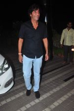 Chunky Pandey at sajid khan