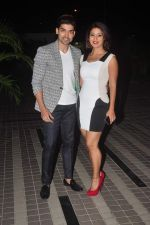 Gurmeet Chaudhary, Debina Banerjee at sajid khan_s bday bash hosted by sajid nadidwala on 23rd Nov 2015 (33)_5654105bd2a60.JPG