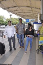 Prabhu Deva snapped at airport on 23rd Nov 2015