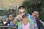 Ranveer Singh snapped at airport on 23rd Nov 2015