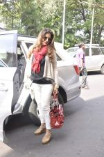 Raveena Tandon snapped at airport on 23rd Nov 2015