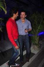 Saif Ali KHan, Riteish Deshmukh at sajid khan
