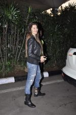 Sangeeta Bijlani snapped at airport on 23rd Nov 2015