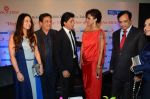 Shahrukh Khan, Manasi Scott  at Yes Bank event on 23rd Nov 2015