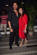 Shreyas Talpade, Deepti Talpade at sajid khan_s bday bash hosted by sajid nadidwala on 23rd Nov 2015 (66)_56541139e59b1.JPG