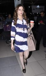 Tamannaah Bhatia snapped at airport on 23rd Nov 2015
