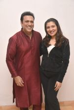 Tina Ahuja and Govinda snapped at an tv interview on fitness on 23rd Nov 2015 (14)_56540e0841e1d.JPG