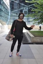 Vidyut Jamwal snapped at airport on 23rd Nov 2015
