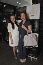 Avantika Malik at Shaheen Abbas collection launch in Gehna Store on 24th Nov 2015