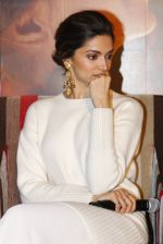 Deepika Padukone in Delhi to promote Tamasha on 24th Nov 2015