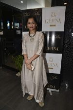 Gauri Shinde at Shaheen Abbas collection launch in Gehna Store on 24th Nov 2015