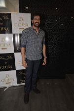 Kabir Bedi at Shaheen Abbas collection launch in Gehna Store on 24th Nov 2015