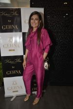 Mini Mathur at Shaheen Abbas collection launch in Gehna Store on 24th Nov 2015 (296)_56555f6061aae.JPG