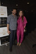 Mini Mathur, Kabir Khan at Shaheen Abbas collection launch in Gehna Store on 24th Nov 2015 (307)_56555f6483c47.JPG