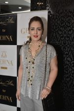 Pria Kataria Puri at Shaheen Abbas collection launch in Gehna Store on 24th Nov 2015