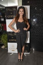 Shibani Dandekar at Shaheen Abbas collection launch in Gehna Store on 24th Nov 2015