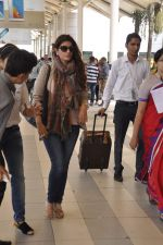 Twinkle Khanna snapped at airport  on 24th Nov 2015