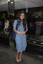 at Shaheen Abbas collection launch in Gehna Store on 24th Nov 2015