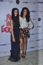 Amrit Maghera, Sarah Jane Dias at Angry Indian Goddess press meet on 25th Nov 2015