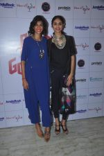 Anushka Manchanda, Pavleen Gujral at Angry Indian Goddess press meet on 25th Nov 2015