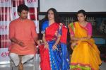 Gracy Singh, Juhi Parmar, Sachin Shroff at santosh maa serial launch on 25th Nov 2015 (8)_5656b60b22128.JPG